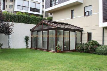 Modern Kış Bahçeleri